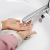 Woman washing her hands 4031827