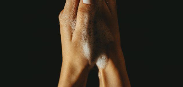 Hand washing 3968083